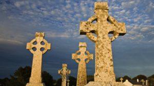 Keltenkreuze in Irland