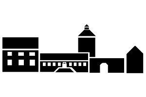 Burg Beeskow Logo