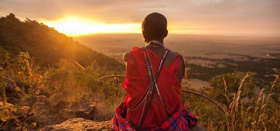 Mit Hartmut Fiebig in Kenia