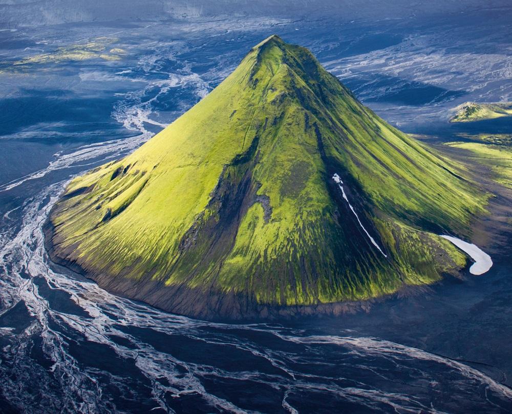 Island Grönland Plakatmotiv
